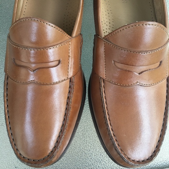62ca5d2e314 Cole Haan Ascot Penny Loafers
